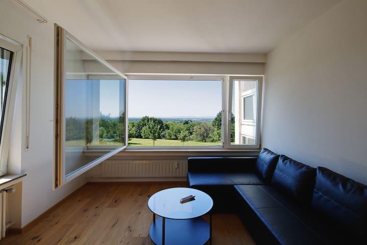Luxuswohnung an der Stadtklinik - Baden-Baden - Apartment