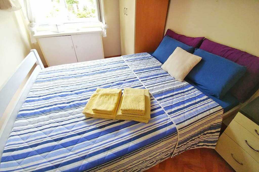 clean linen and towels are provided for your comfortable stay