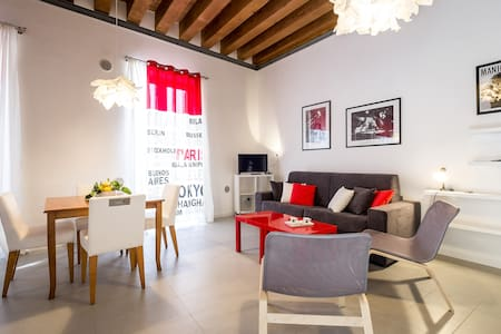 The NEST-  elegance and confort in the city center - Palermo - Loft