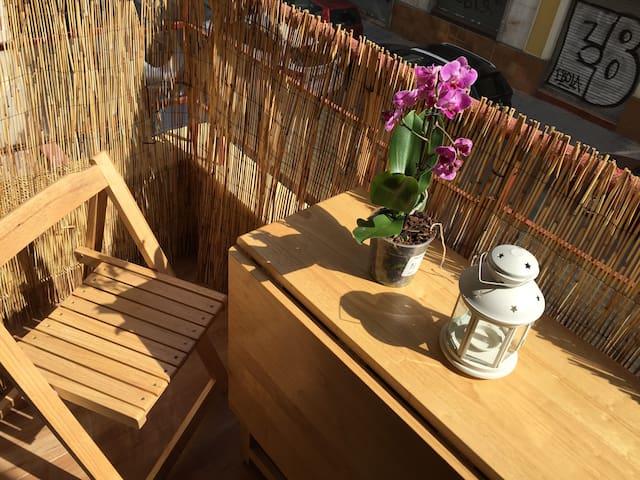 Acogedor apartamento en Centro de Málaga - Málaga - Wohnung