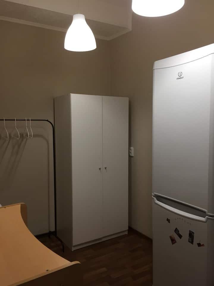 Уютная квартира в частном секторе