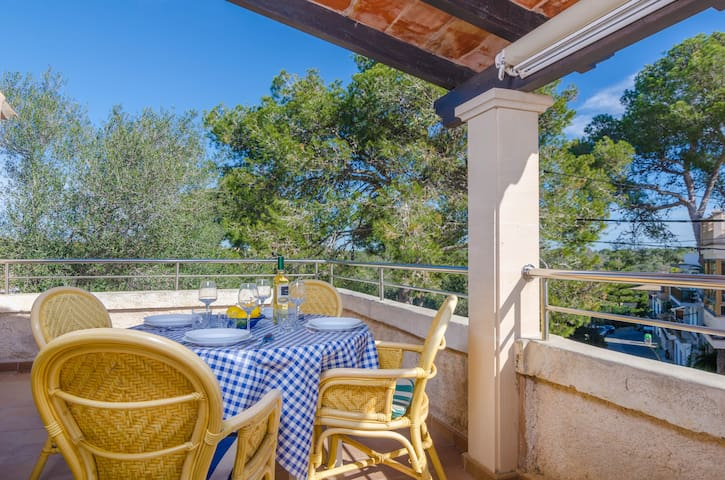 CALA ROMANI 2 - Apartment for 4 people in Cala Figuera. - Cala Figuera - Appartement