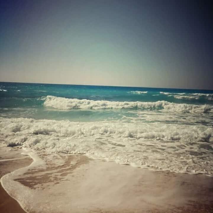 Amazing St. Alone villa beach front