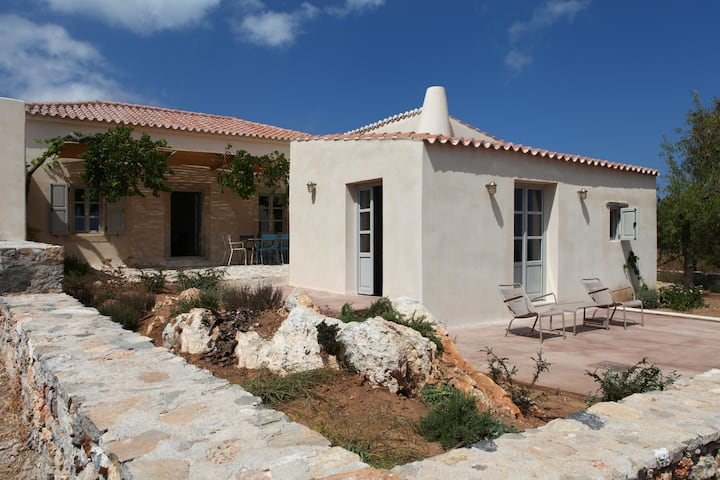 Trifilianika Stone House at Kythira-Properties