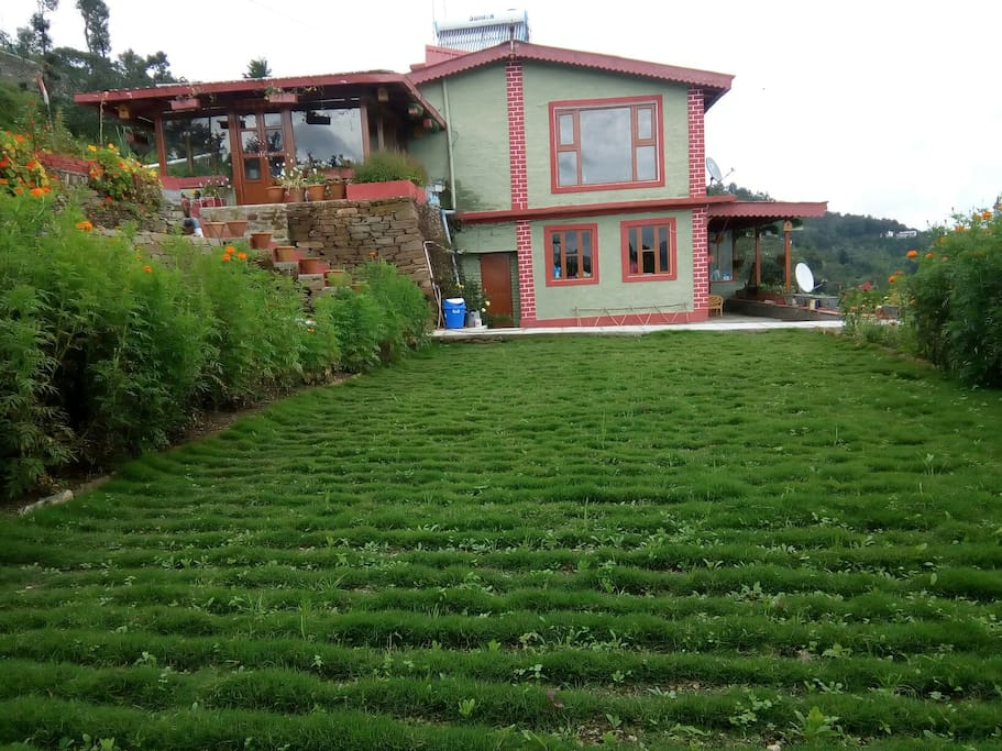 Panchachuli House