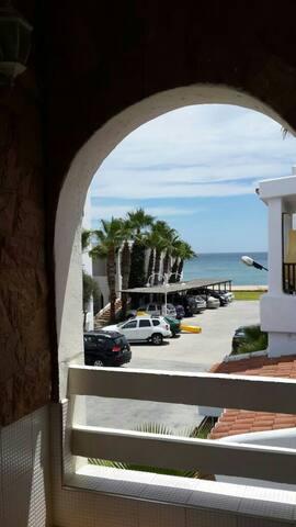 Apt de charme avec vue sur mer - Tetouan - Appartement