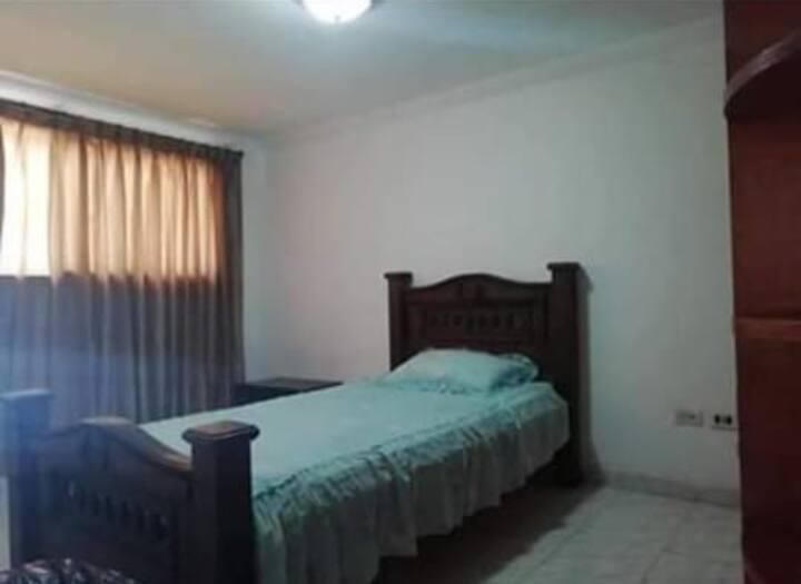 Habitación Sencilla al norte de Barranquilla