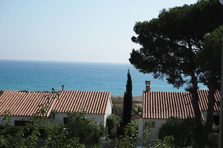Townhouse with sea views and near the beach - L'Hospitalet de l'Infant