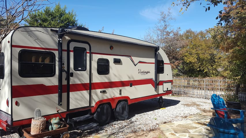 "The ""Agave Getaway"" RV Campsite"