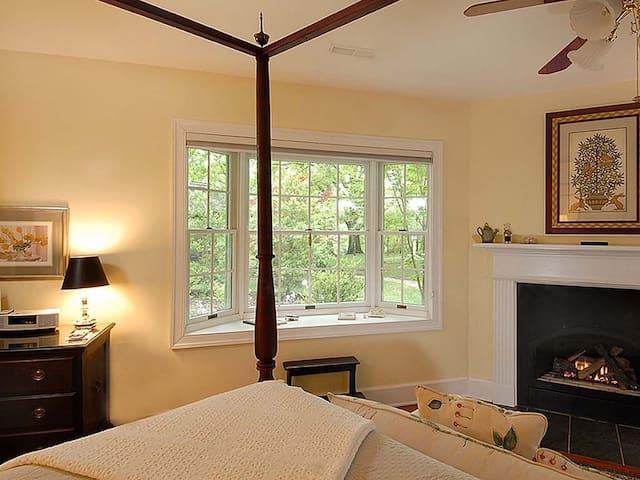 Foxfield Inn - Garden Room
