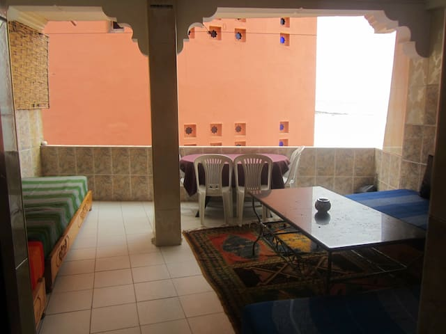 Hash Point 3  Taghazout Appts - Agadir-Ida-Ou Tanane Province - Appartement