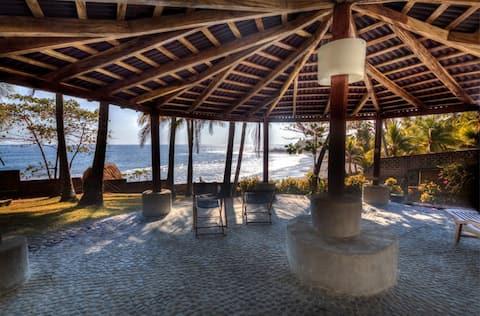 El Zonte Villa, Pool, Wave View