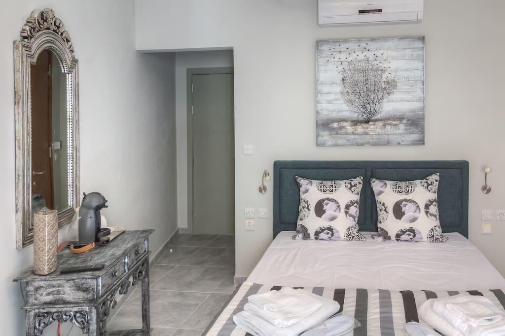 Classic double bedroom en-suite