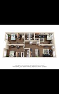 Great room next to Aggieville! - Manhattan - Apartment - 1