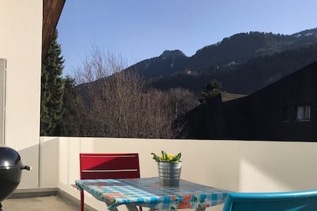 New apartment in Bad Ragaz - Bad Ragaz - Leilighet