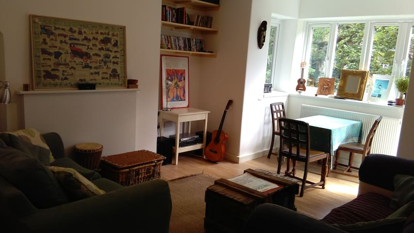 Cosy and bright Peckham Rye flat - Londen - Appartement