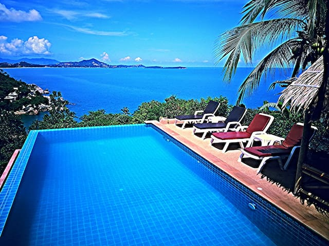 Samui Hi Roof Terrace Ocean View   - Maret - Leilighet