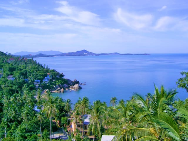 Ban Sua Samui - Viewpoint oceanview - Ko Samui - Apartment