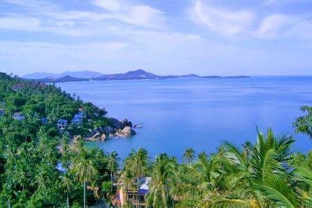 Ban Sua Samui - Viewpoint oceanview - 苏梅岛 - 公寓