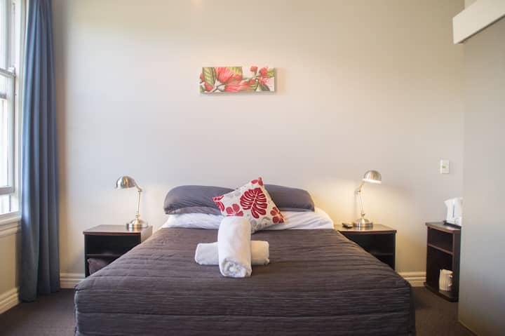 Single Private - YHA Christchurch