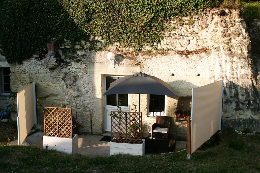le clos du ch ne amboise maisons louer lussault sur loire centre france. Black Bedroom Furniture Sets. Home Design Ideas