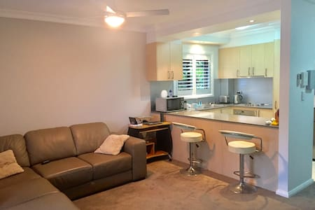 Versatile Beachside Apartment - Dee Why
