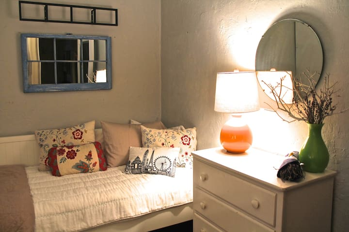 Bedroom in FABULOUS W. Village Apt!