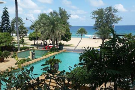 Beachfront Apartment at Karon Beach