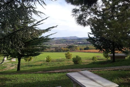 Appartamento vacanza in villa - Rapagnano - Apartmen