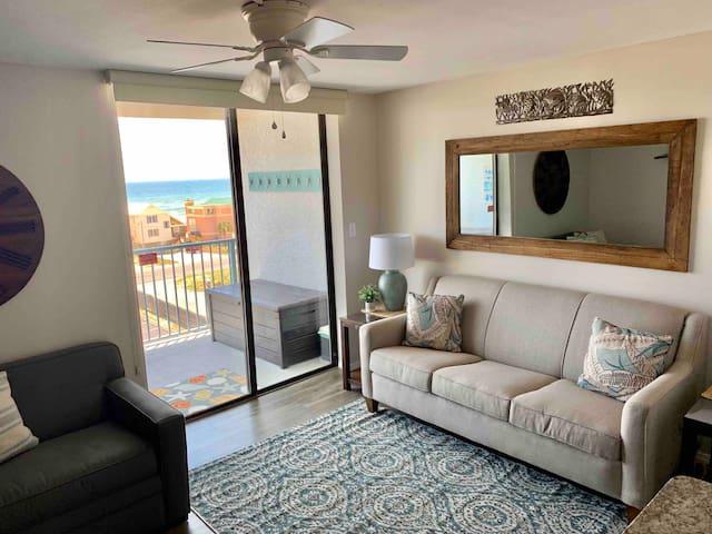 'Sea-Esta' Luxury Condo With Gulf View