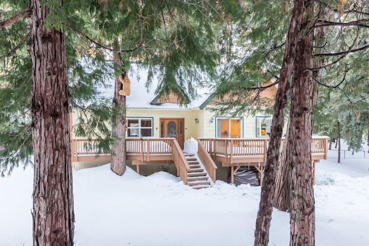 Cedar Retreat