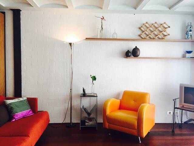 Apartamento - ESTUDIO a 2min PUERTO