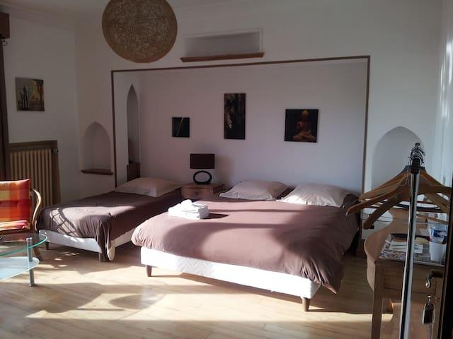 Nice room Blanc Nez - Boulogne-sur-Mer - Bed & Breakfast