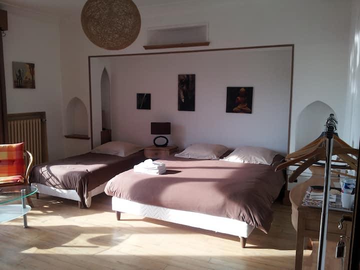 Nice room Blanc Nez