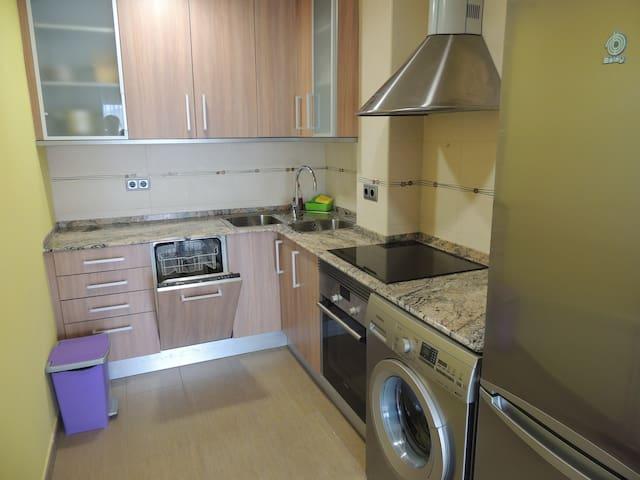 Apartamentos Can Fasèrsia - La Pobla de Segur - Appartement