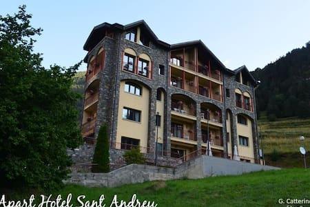 Apartamento con 6 camas compartidas - Arinsal