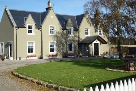 Genuine Highland Home - Logie Easter