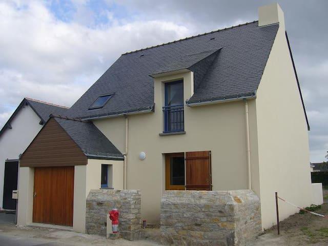 Maison au coeur du village - Guérande - Rumah