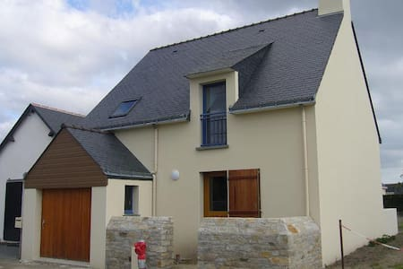 Maison au coeur du village - Guérande - บ้าน