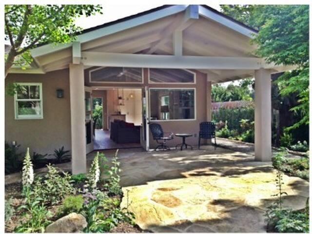 MONTECITO luxury guest house - Montecito - House