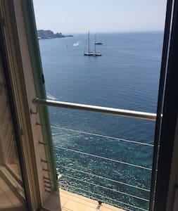 Tres bel  appartement vue mer - Bonifacio