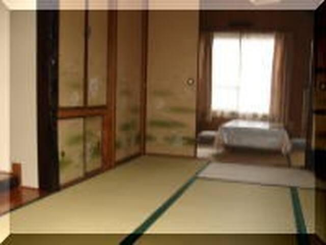 客室② 和室