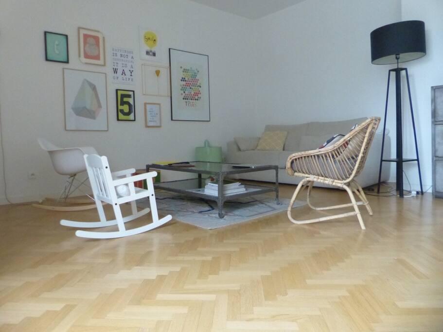 Appart 3pcs proche paris bord de seine appartements for Espaces verts boulogne billancourt