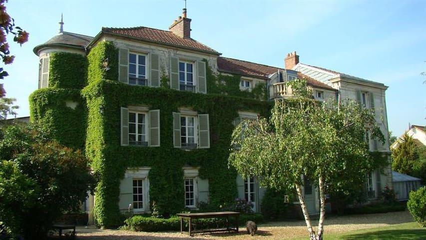 Grande maison XVIIIème 7 chambres - Triel-sur-Seine