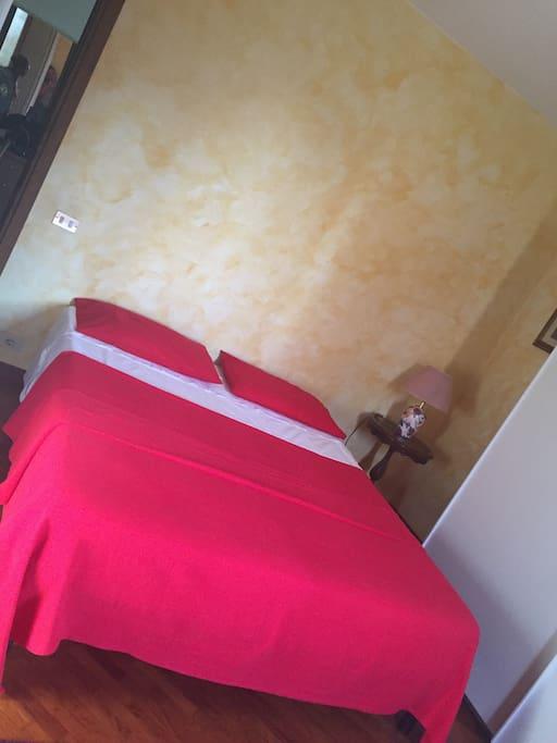 La camera..