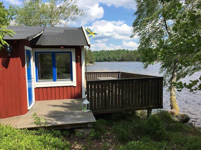 Lakehouse getaway