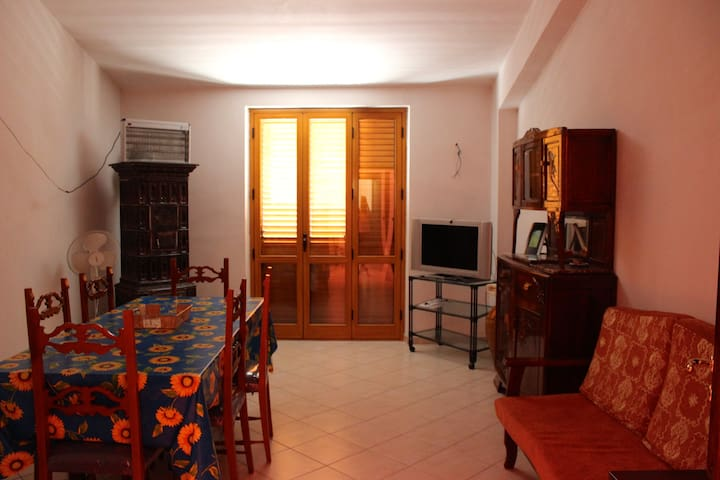 Wonderful furnished apartment - Rizziconi - Apartamento