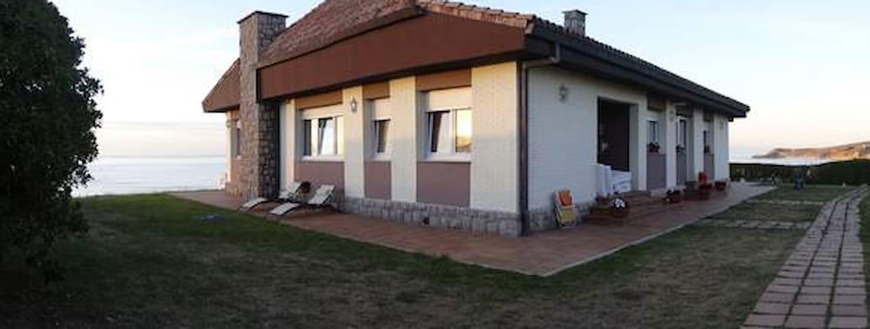 Villa única y espectacular