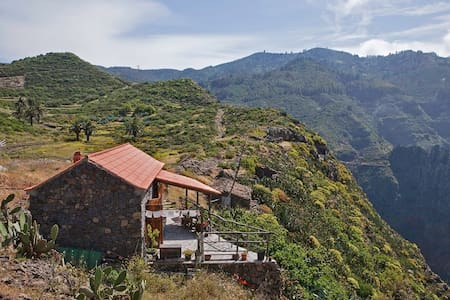 Haus im Naturschutzgebiet mit Blick - 巴列埃爾莫索(Vallehermoso) - 獨棟