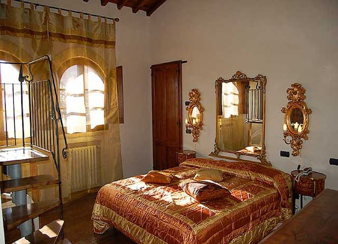 Junior suite (B&B Biribino) - Piosina - Bed & Breakfast